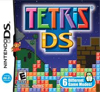 Tetris DS box