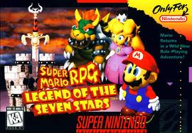 Super Mario RPG box